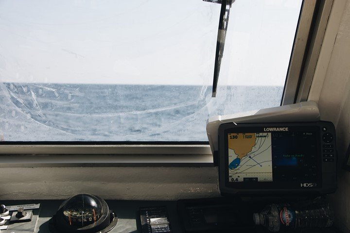 Application of GPS in marine