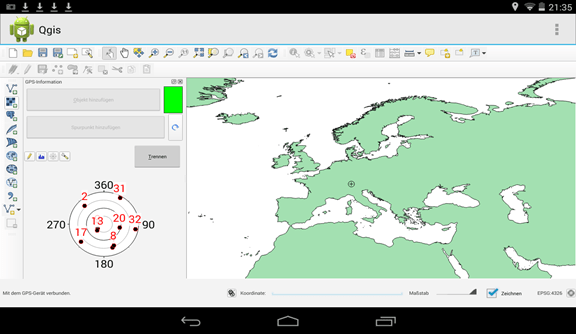 Difference between GRASS GIS and QGIS