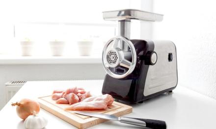 Meat Grinder For Home Use