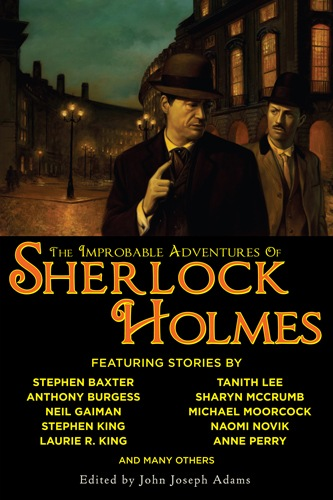 improbable adventures of sherlock holmes
