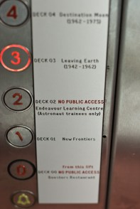 We really wanted to go to Floor 2