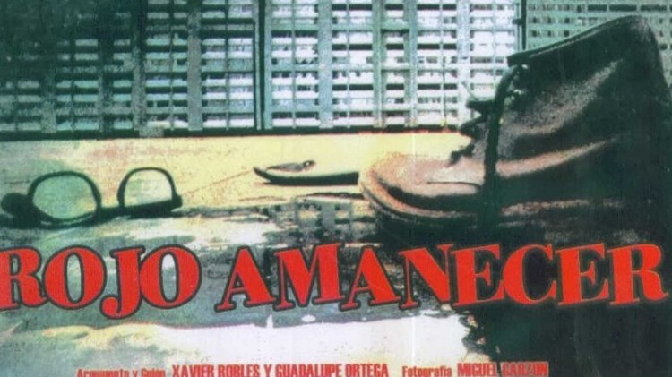 Rojo Amanecer tlatelolco massacre