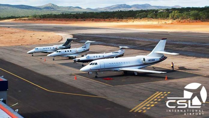 Private Jets Arrivals Keep on Growing – Gringo Gazette