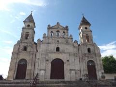 Guadalupe Church in Granada, Nicaragua
