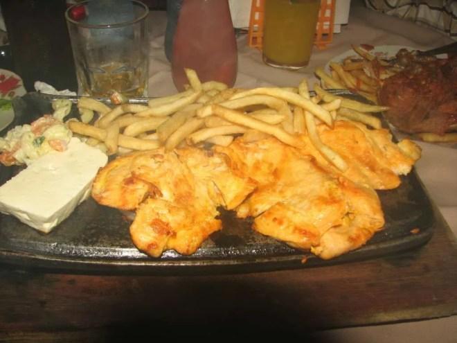 Pollo la Plancha...effing yummy.