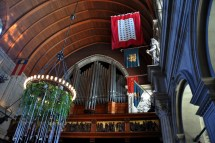 Biltmore House Organ Room