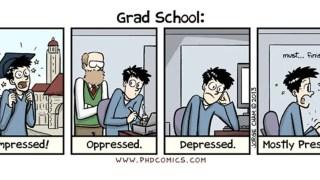 大学院に入りたいけど、何すればいい?-Searching for Graduate Schools-