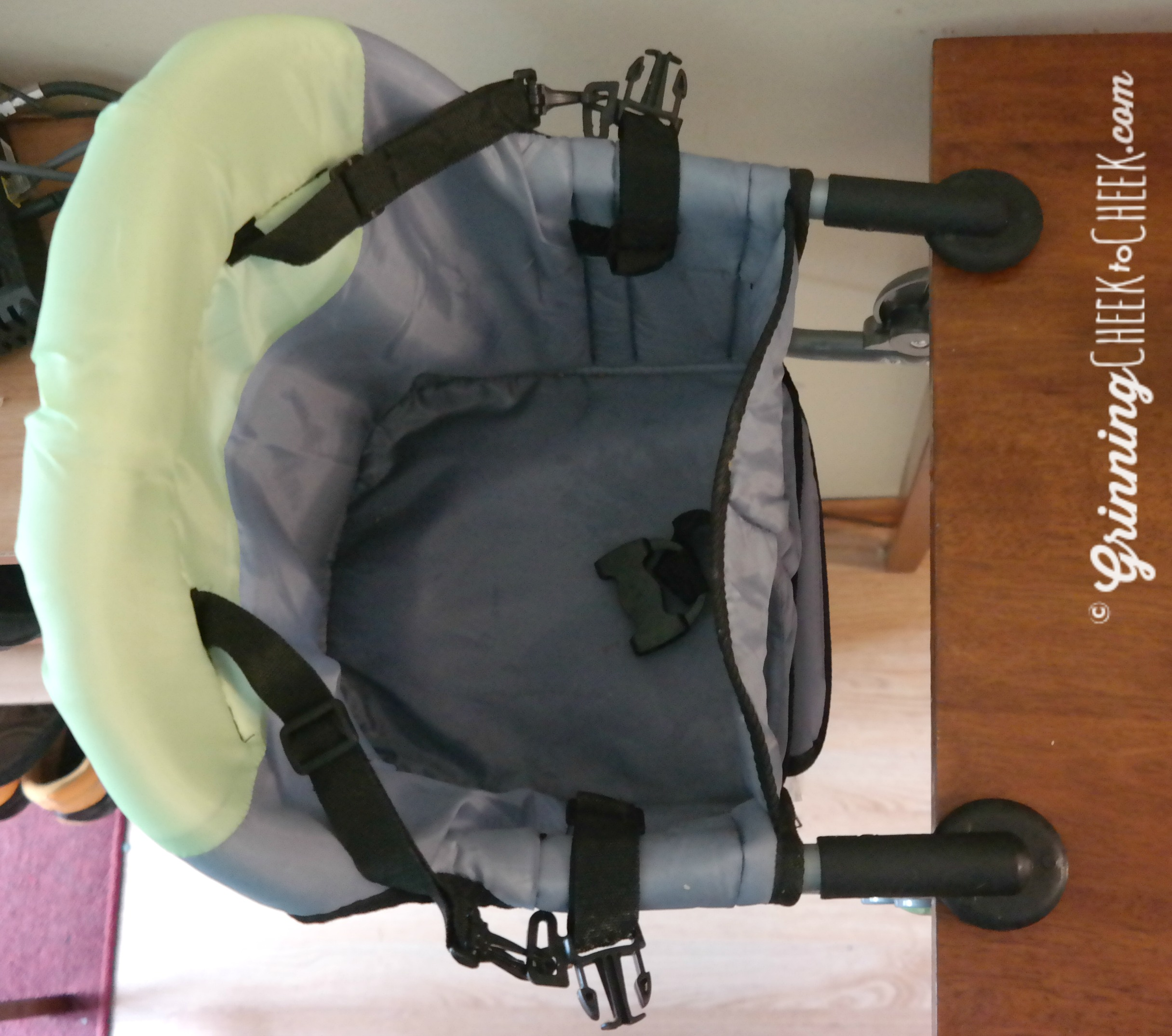 High Chair That Attaches To Chair Regalo The Flying Chair Ad
