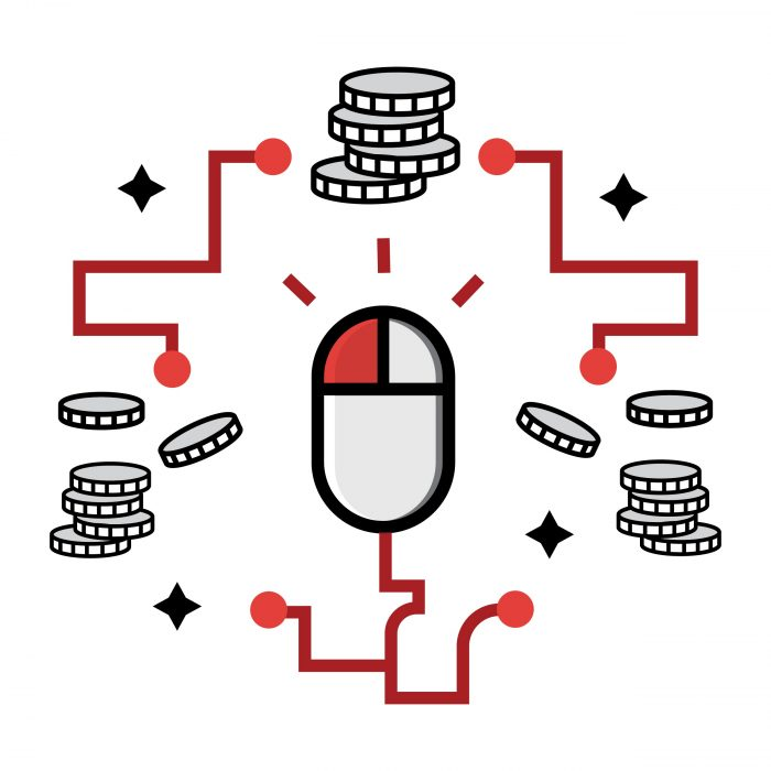 Bespoke icon design - Pay Per Click