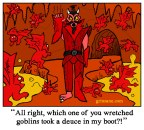 Goblin Problems cartoon