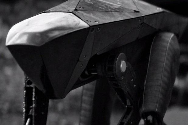 Black Mirror Robot Dog