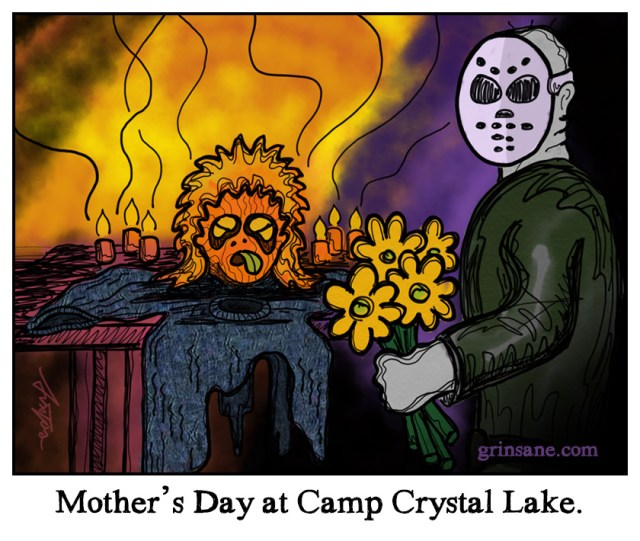 Mother's Day at Camp Crystal Lake