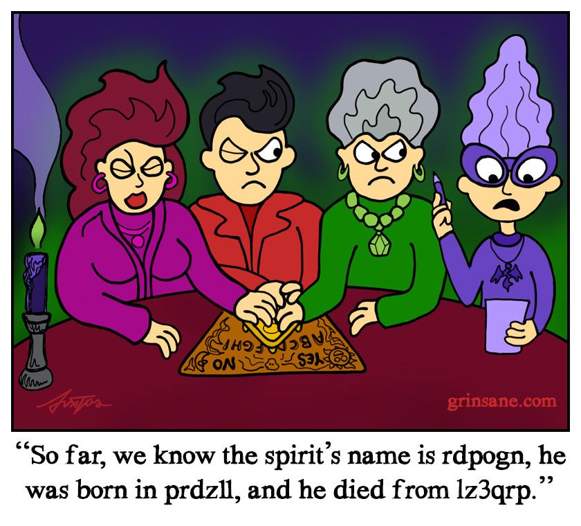 Ouija Wobbles