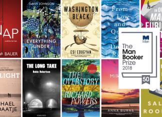 2018-Man-Booker-Prize
