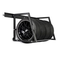 Heavy-Duty Wall Mounted Tire Storage Rack - Garage ...