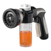 Multi-Pattern Hose Nozzle & Car Wash Dispenser - Griot's ...