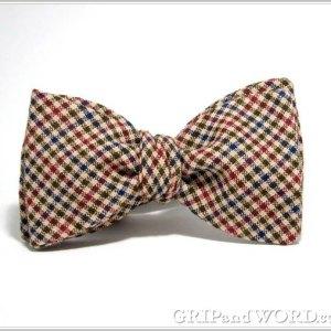 Photo of The Mycroft bow tie