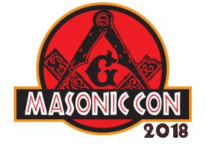 Logo for Masonic Con 2018