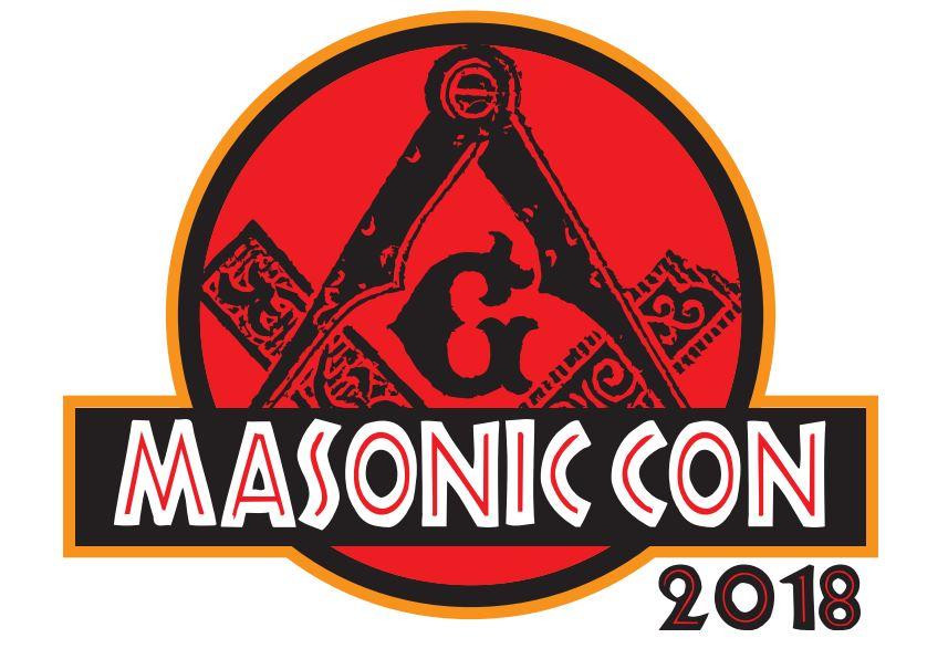 Logo for Masonic Con 2018