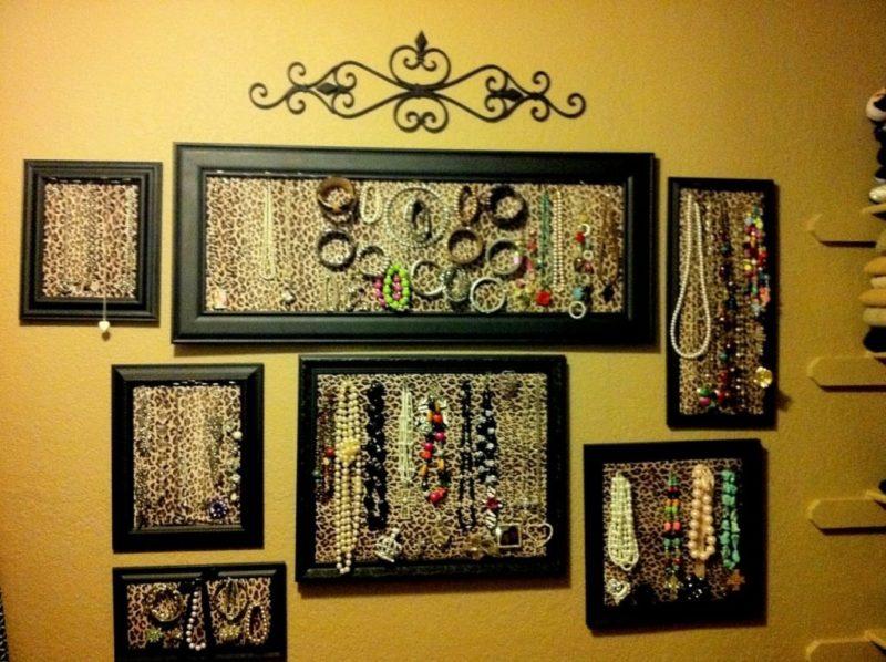 cork board picture frame ideas