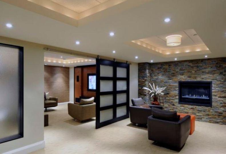 small basement ideas pics