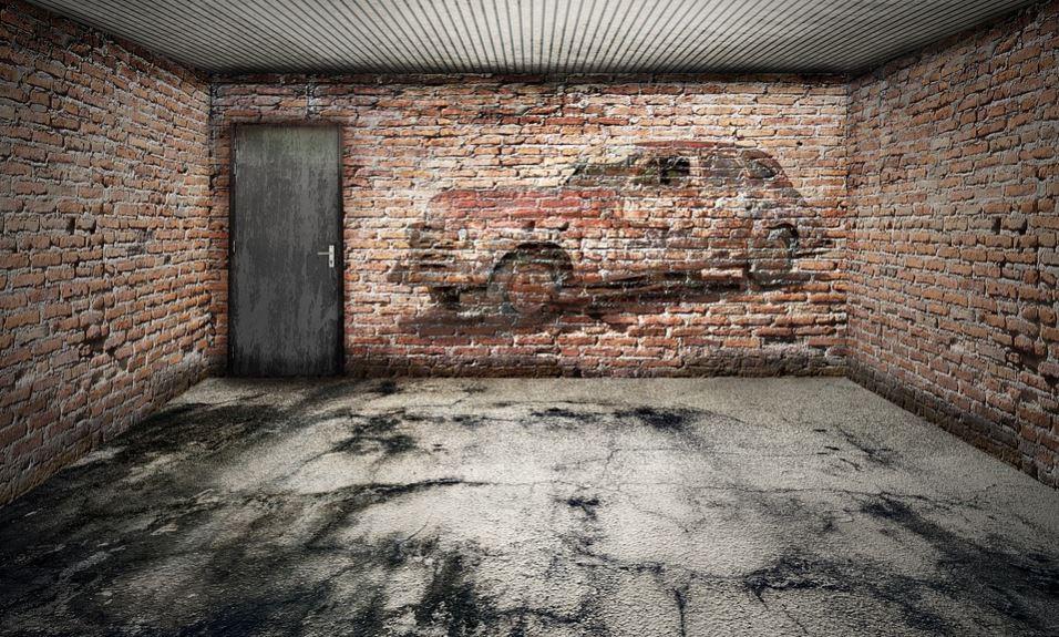 Garage Remodel Walls