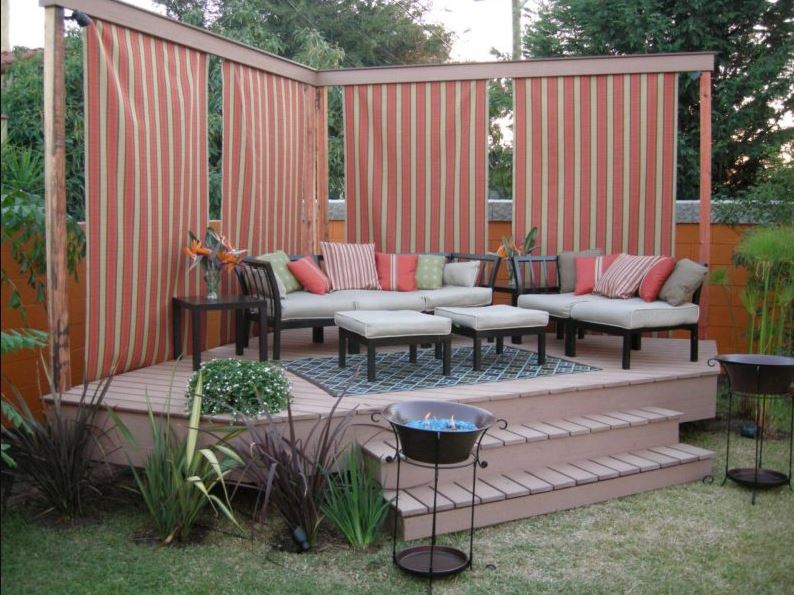 small deck ideas nz