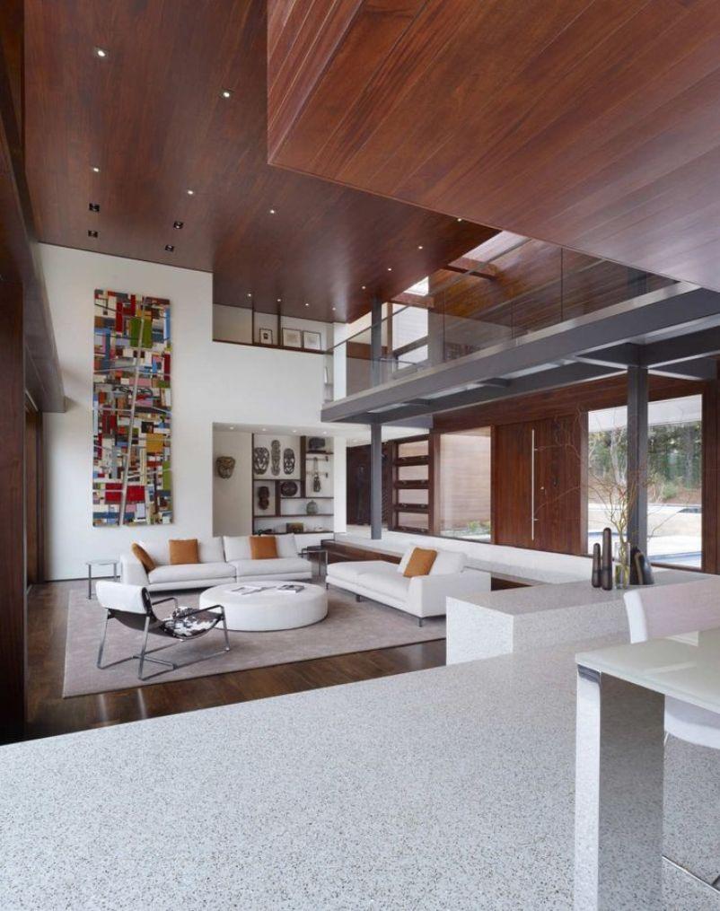 level out sunken living room