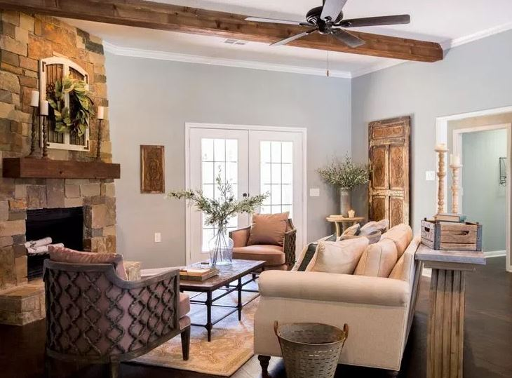 Awesome Corner Fireplace Ideas