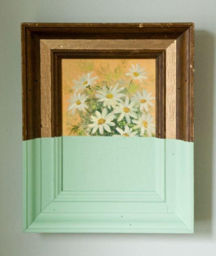 dipped frame