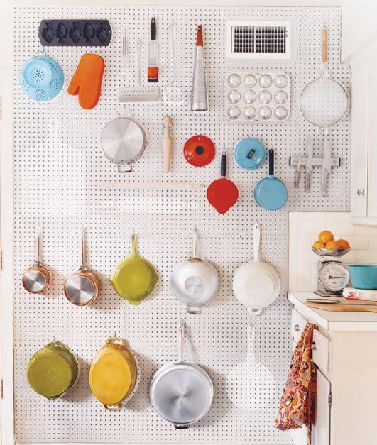 kitchen hanging
