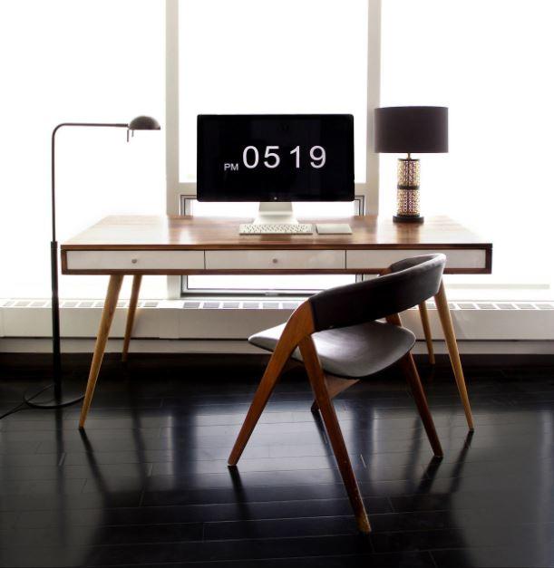 computer desk diy