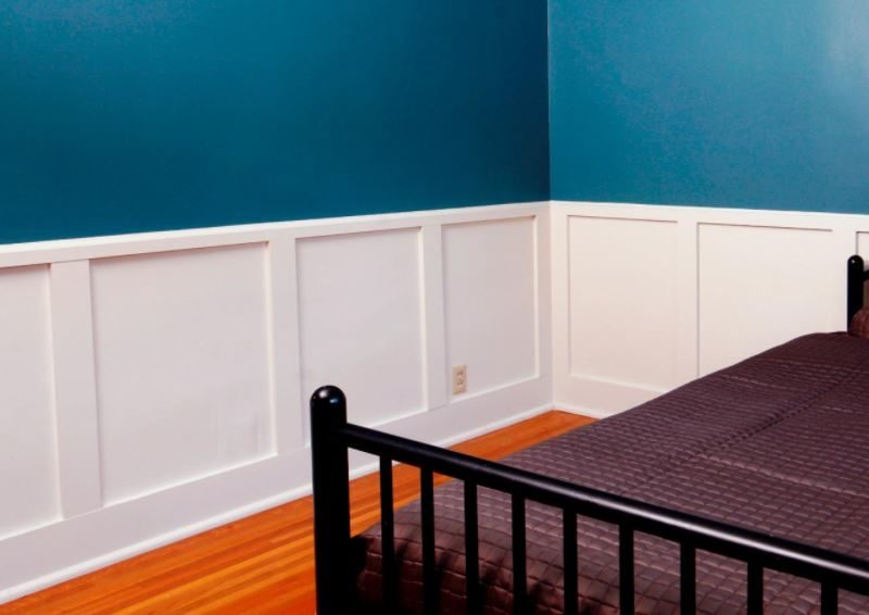 panel wainscoting