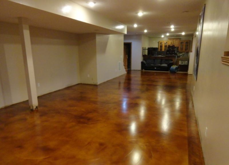 ideas for garage floors