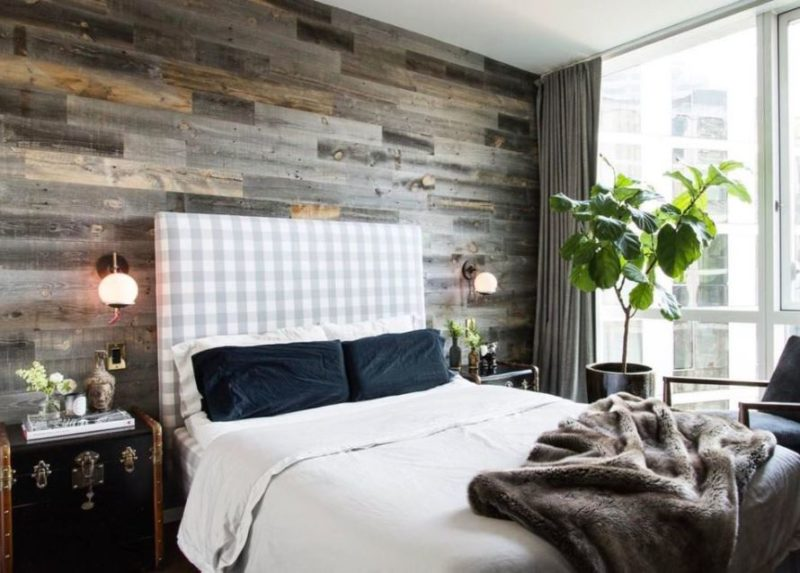 accent wall ideas for entry