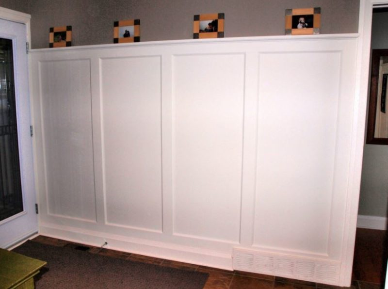 wall wainscoting