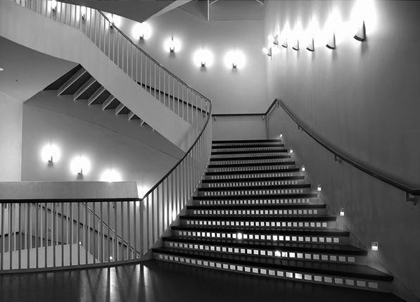 stairways colour ideas