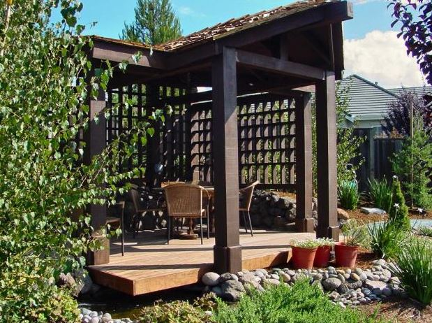 covered deck and patio ideas