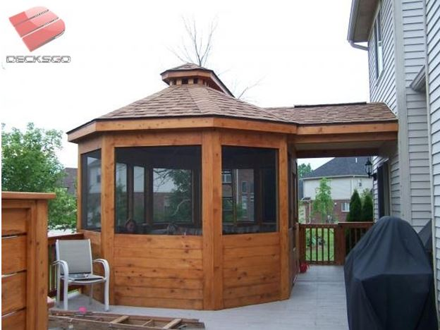 covered deck ideas plans