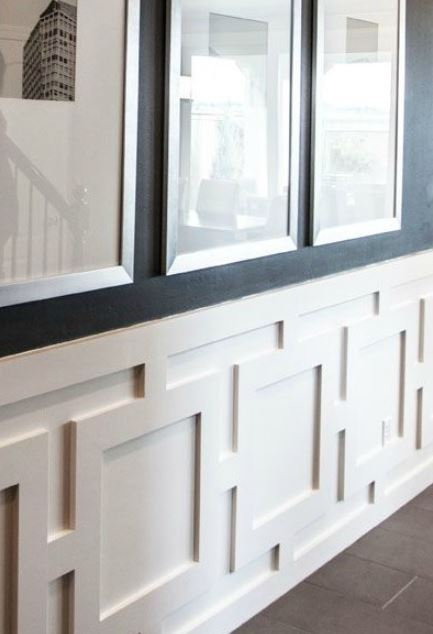 chair rail pros and cons covers make your own 30 best ideas pictures decor remodel with decorative patterned accents