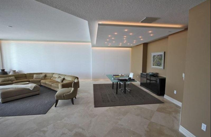 loft with white brick walls