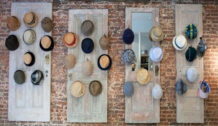 hat rack plans build