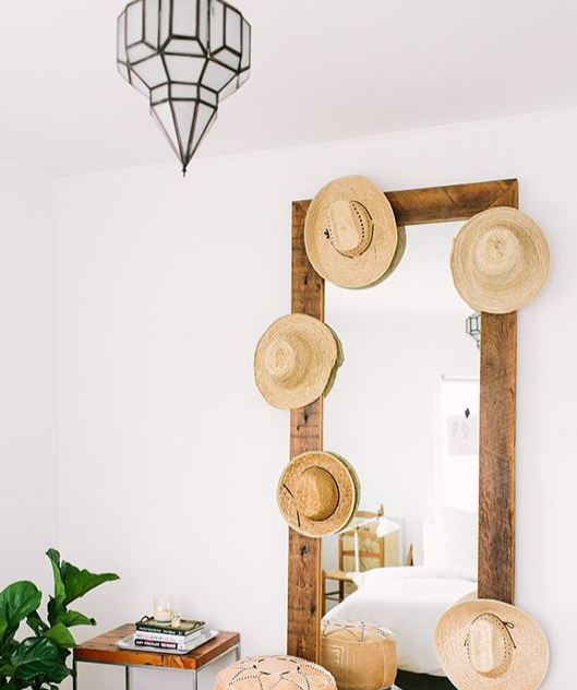 ideas for hat rack