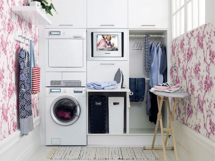 diy basement laundry room ideas