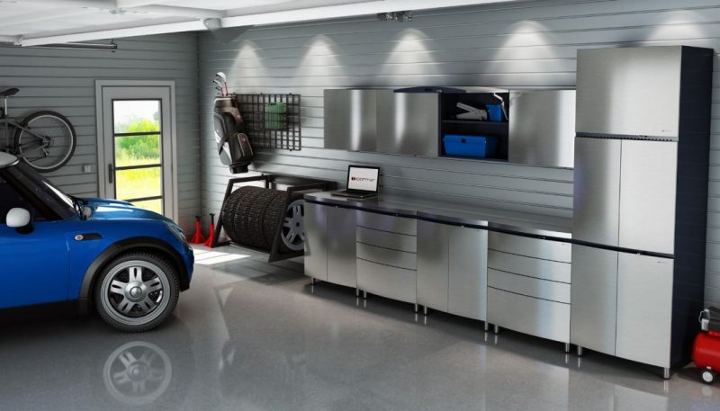 best garage lighting ideas