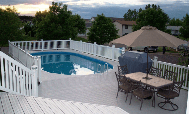 13 alluring pool deck ideas for you