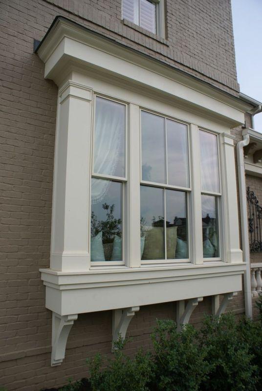 Decorative Window Molding