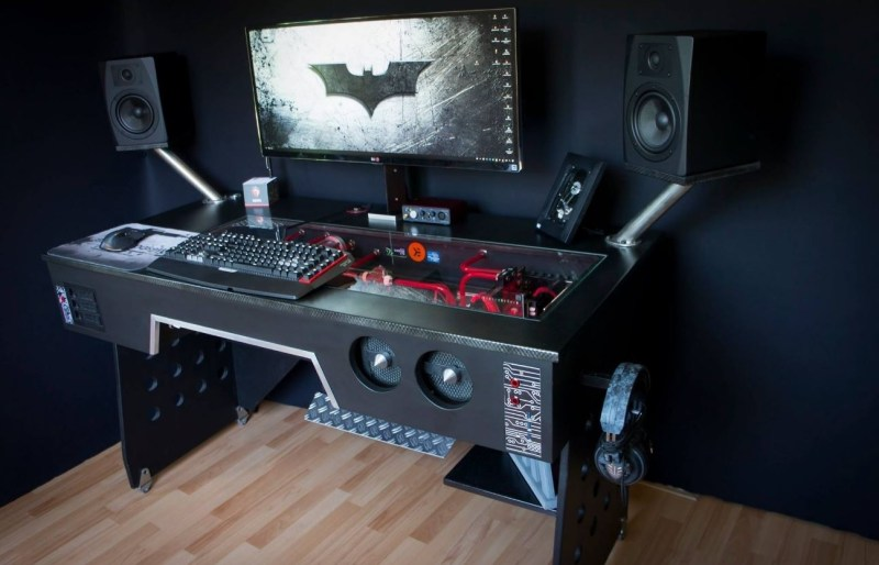 Computer Gaming Desks For Home in 20 Top Diy Computer Desk Ideas
