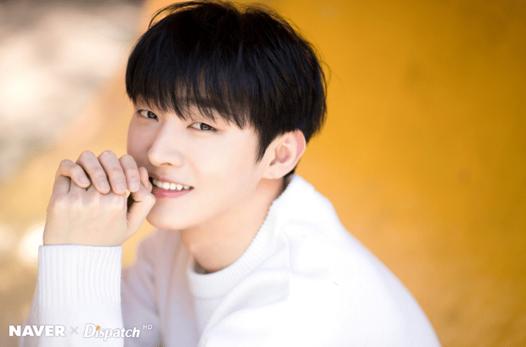 Yoon Ji Sung Wanna One