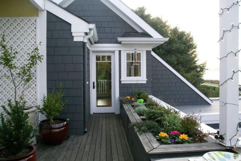Best deck planter ideas